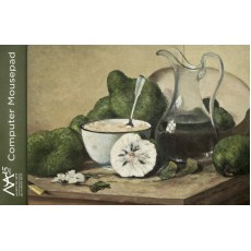 Matted poster: Still Life with Soursops